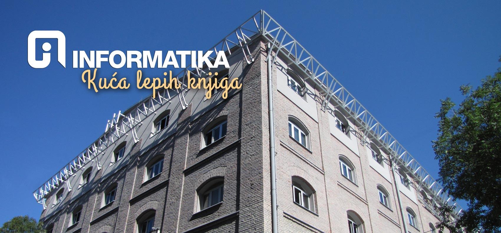 Zgrada Informatika a.d.