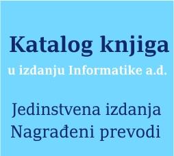katalog knjiga informatika