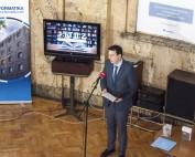 """Nenadu Nikoliću uručena je Nagrada """"Nikola Milošević"""" za najbolju knjigu u oblasti teorije književnosti i umetnosti"""